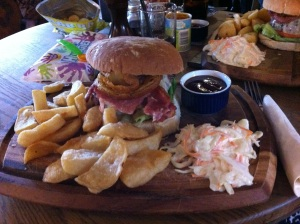 Guest burger review of The Cottage Loaf