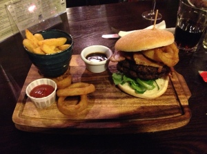 Burger review of The Dragon Inn