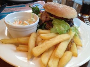 Guest burger review of The Station Inn