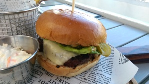 Burger review of The Boathouse