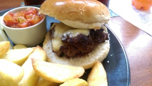 Burger review of The Kings Head